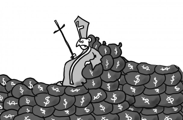 vatican money